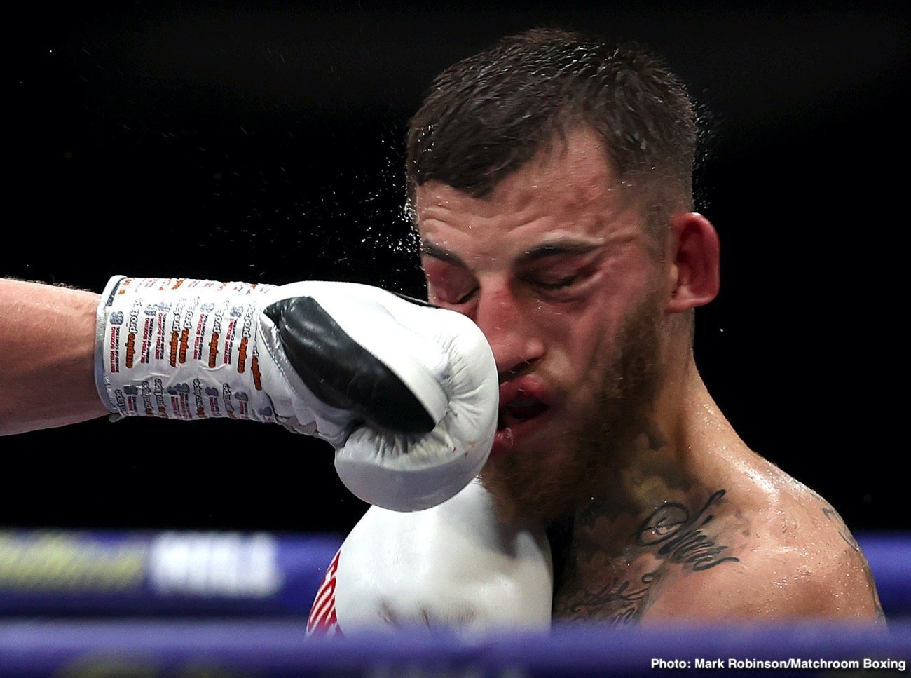 Sam Eggington - Ted Cheeseman - Results 6